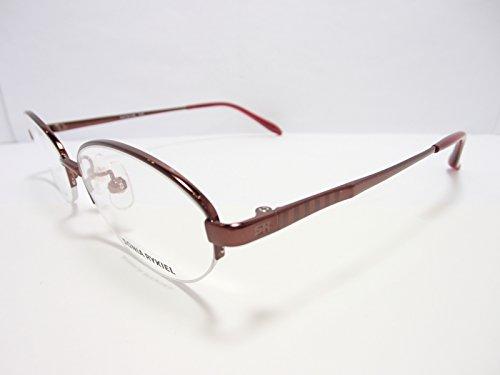 SONIA RYKIEL(ソニア・リキエル)  メガネ 67-0049 col.03 52mm 【Nikon薄型非球面(1.60)レンズ付き ※伊達メガネ・度付きメガネも対応】 【メガネのハヤミセリート付き】