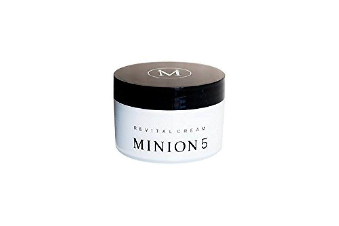 簡略化するがんばり続ける見つけるMINION5 リバイタルクリーム 150g