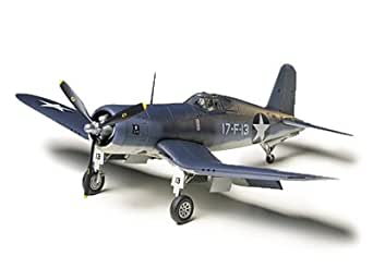 タミヤ 1/48 傑作機シリーズ No.46 アメリカ海軍 チャンスヴォート F4U-1/2 バードケージ コルセア プラモデル 61046