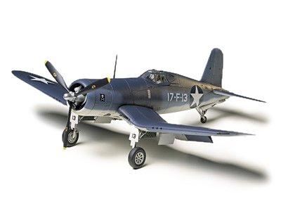 1/48 傑作機 No.46 1/48 チャンスボート F4U-1/2 バードケージコルセア 61046