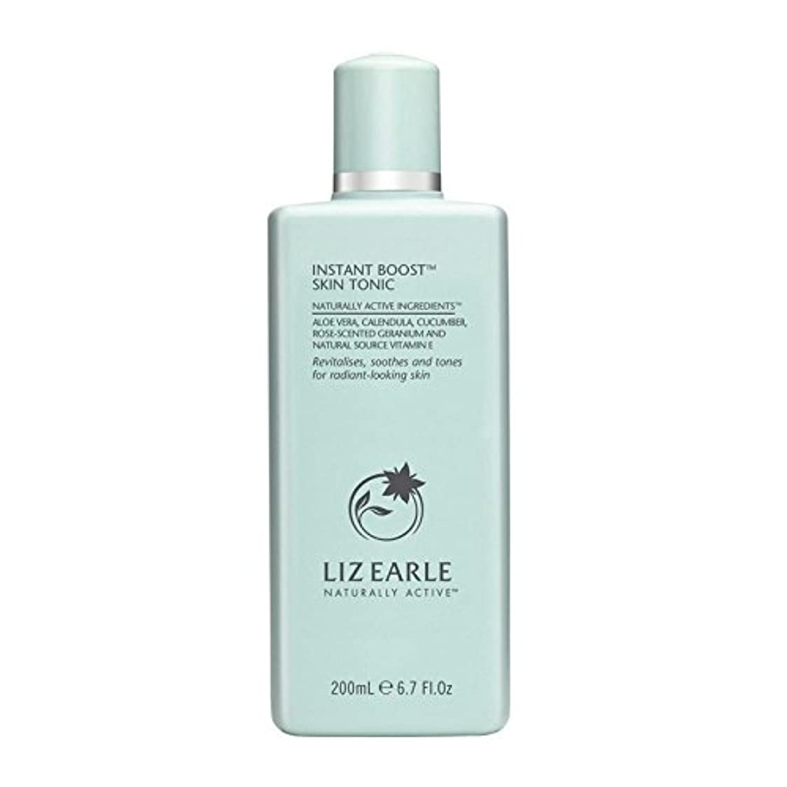 コメンテーター胃永久Liz Earle Instant Boost Skin Tonic Bottle 200ml - リズアールインスタントブーストスキントニックボトル200ミリリットル [並行輸入品]