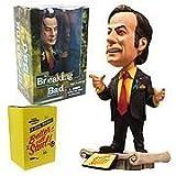 バート·6インチソウル·グッドマン赤いネクタイ版ボブルヘッドを破る  Breaking Bad 6in Saul Goodman Red Tie Edition Bobblehead