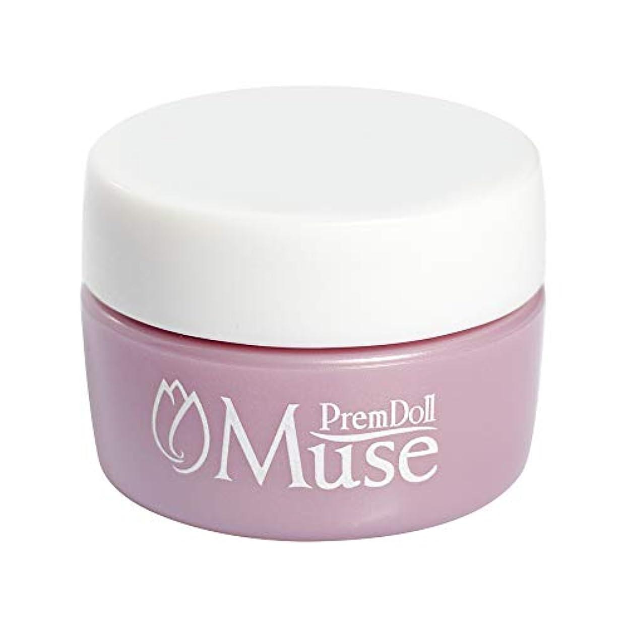 PremDoll Muse カラージェル ネオンイエロー457 4g PDM-L457