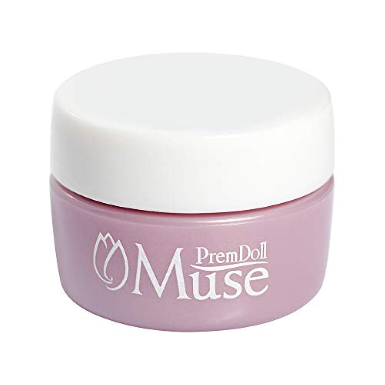 市場媒染剤バンカーPremDoll Muse カラージェル ホワイトスノードーム441 4g PDM-G441
