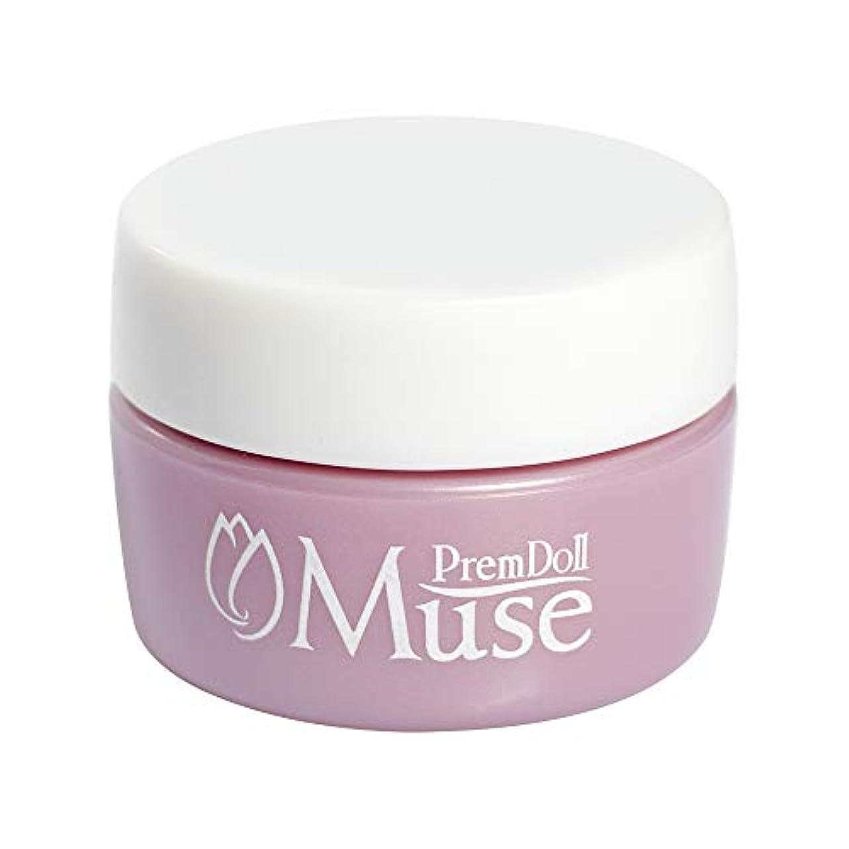 自宅で習熟度指PremDoll Muse カラージェル マカロングリーン452 4g PDM-L452