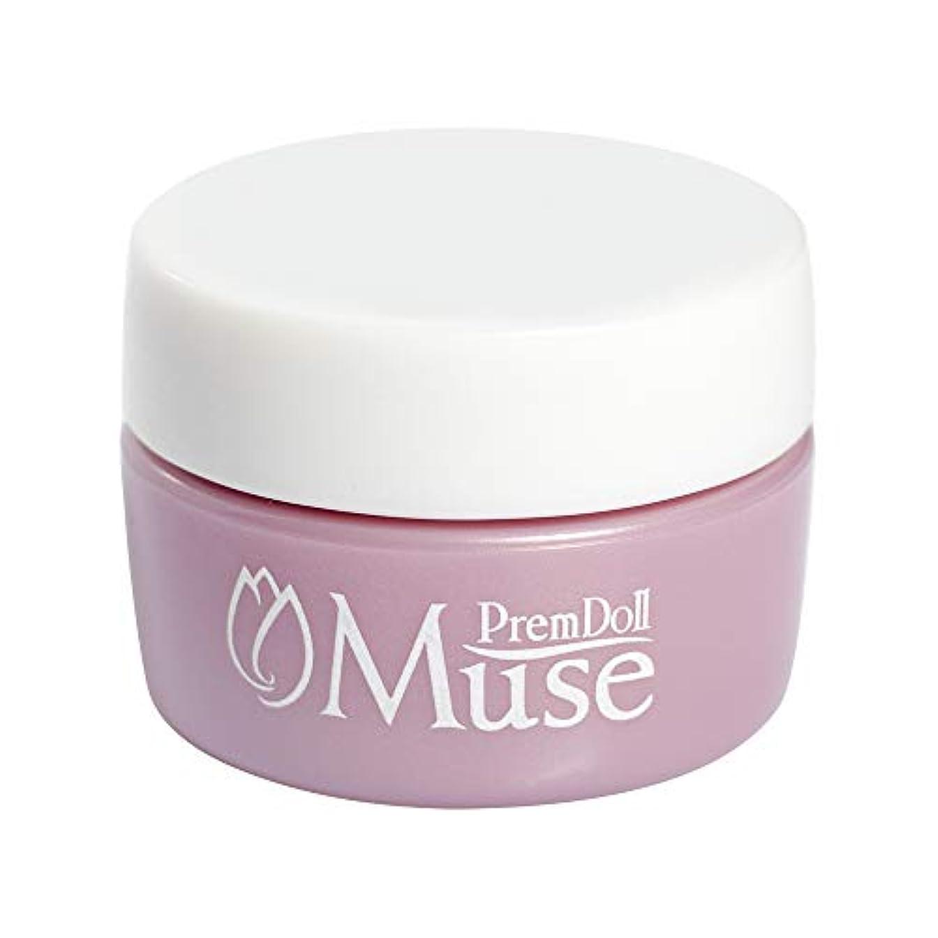 ホーン妊娠した投資するPremDoll Muse カラージェル イスタンブールレッド431 4g PDM-G431