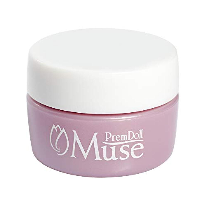 有効化夜ふさわしいPremDoll Muse カラージェル 魔女の唇432 4g PDM-G432