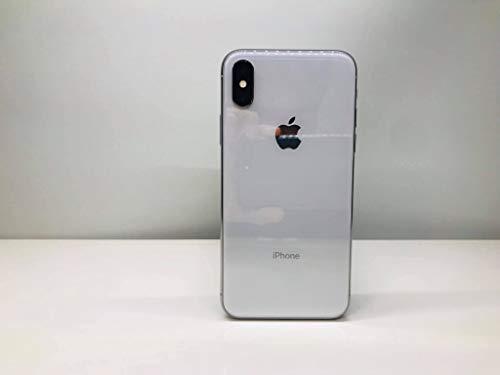 Docomo版 iPhone X 256Gb シルバーSIMロック解除無料