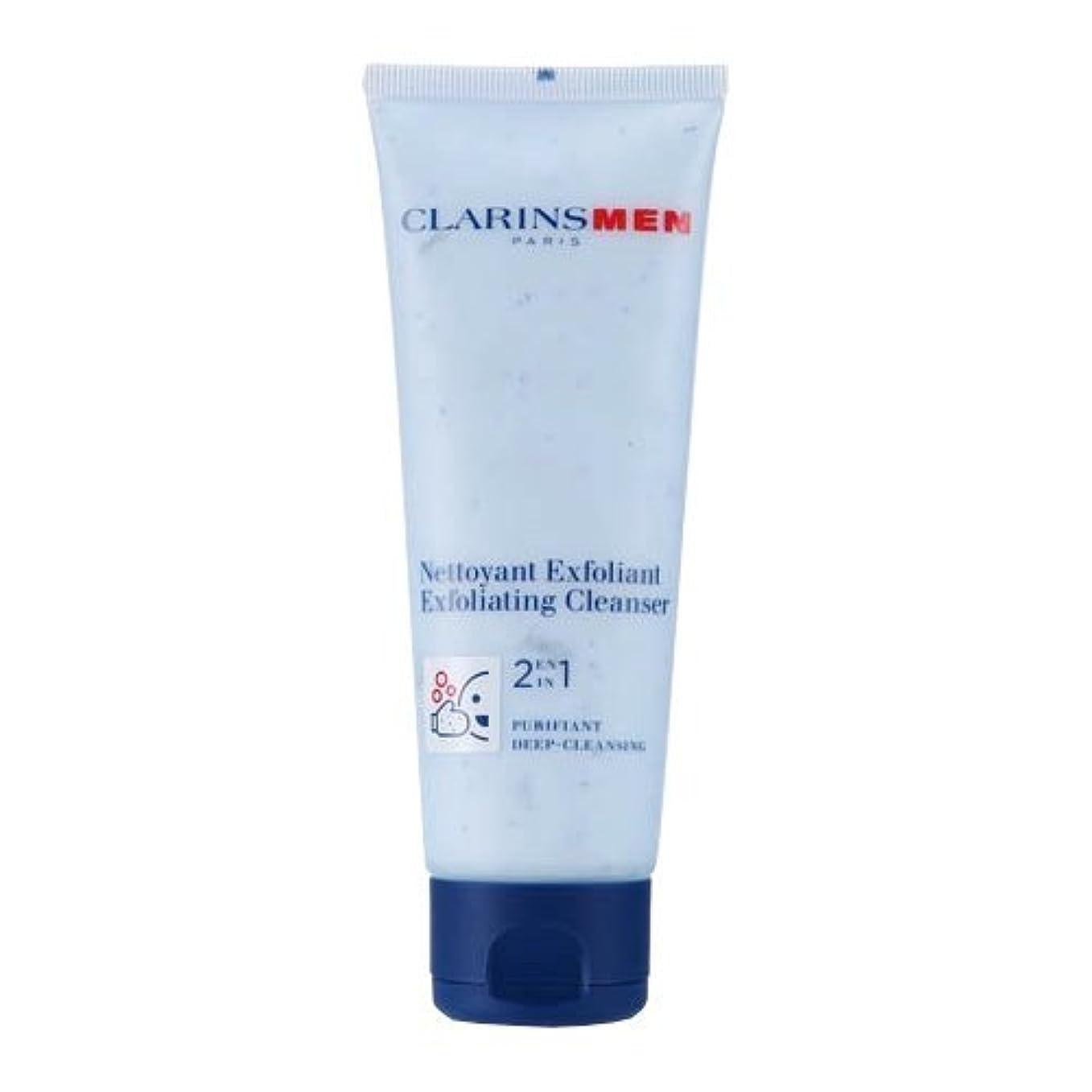 クラランス(CLARINS) クラランスメン エクスフォリエイティングクレンザーメンズ 125ml[並行輸入品]
