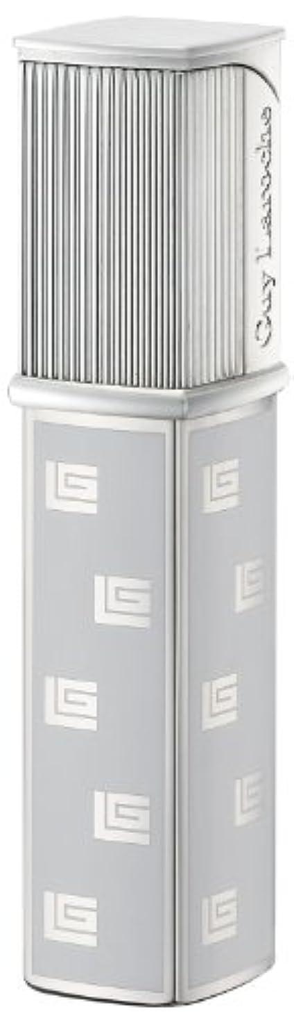 発音するオデュッセウスレンジGuy Laroche 電子式ガスライター ギ?ラロッシュGL-01 日本製 ダイアシルバープリントホワイト GL01-0003