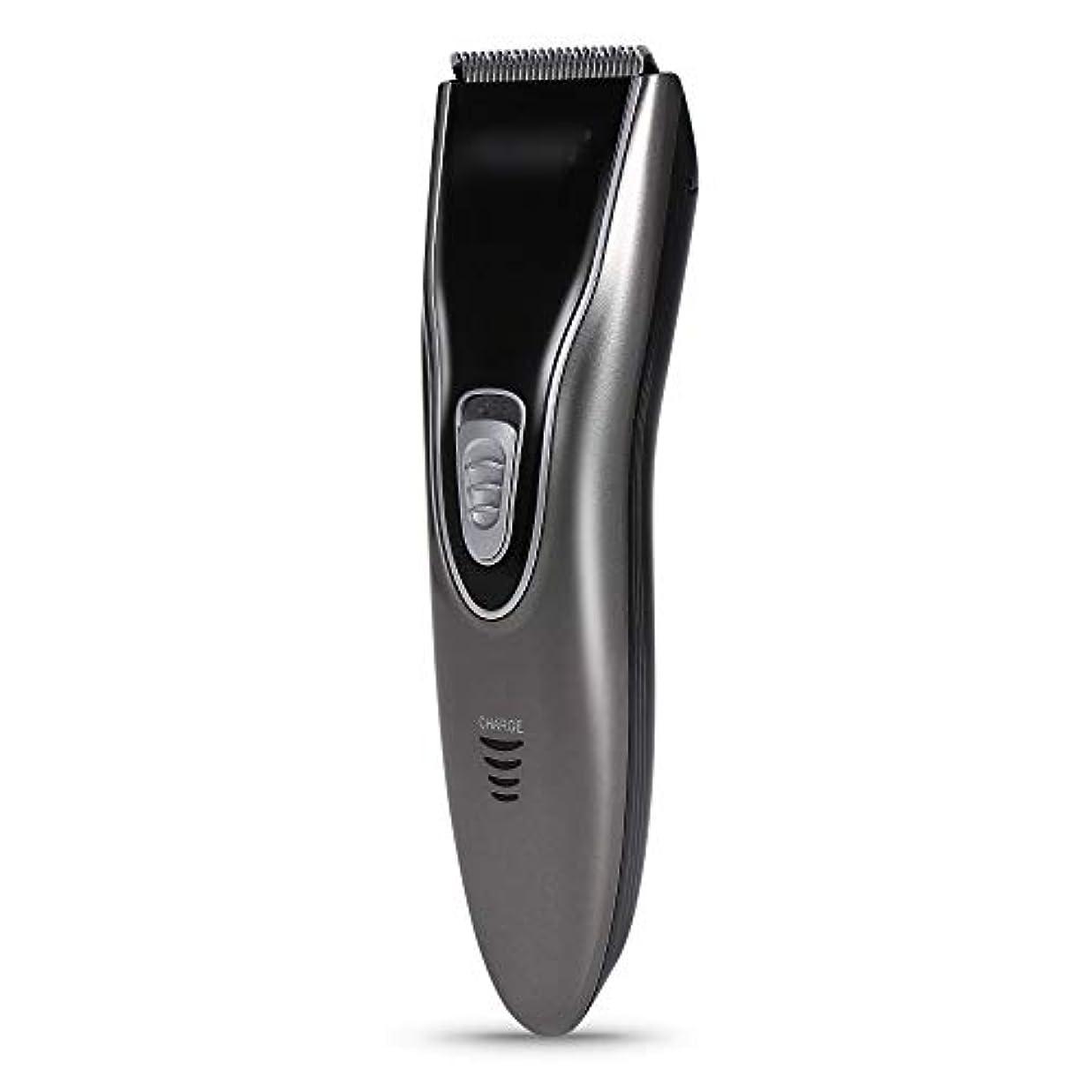 愛されし者一貫した正規化WAKABAFK 充電式バリカン電気かみそりバリカンかみそりシェーバーヘアトリマー散髪機散髪