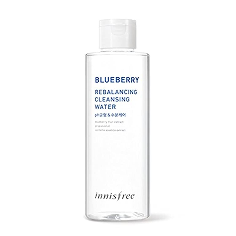 ペインティングアイスクリーム醜いイニスフリーブルーベリーリバランシングクレンジングウォーター200ml Innisfree Blueberry Rebalancing Cleansing Water 200ml [海外直送品][並行輸入品]