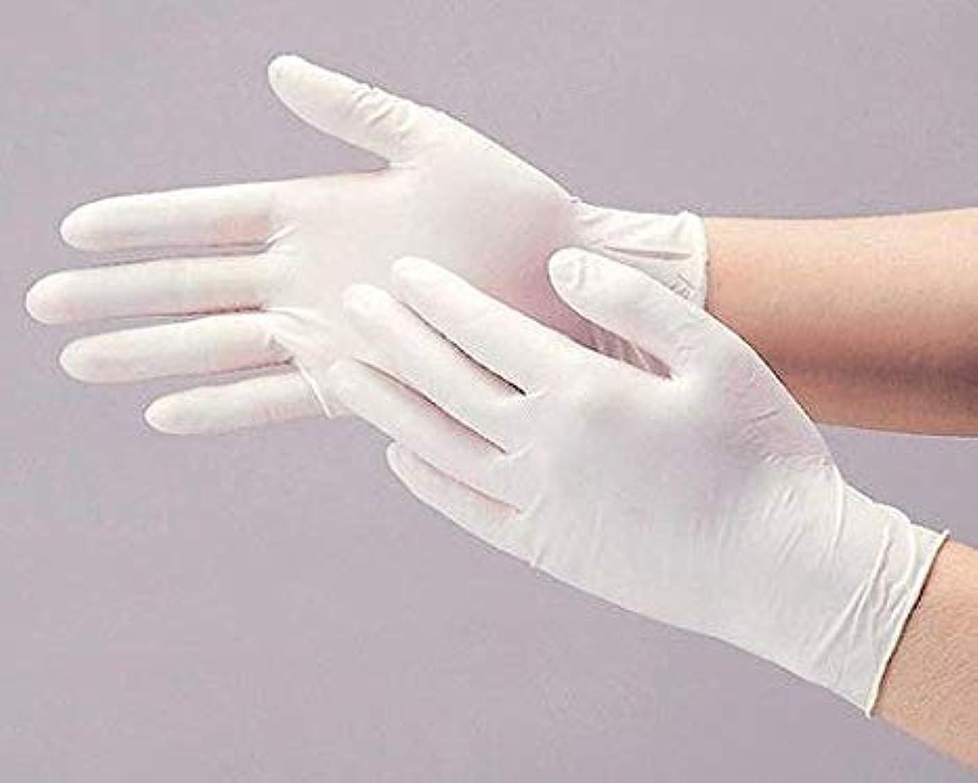 スナップ診断する部ケース販売 ダンロップ 天然ゴム極薄手袋 NR611 (40箱, Sサイズ)