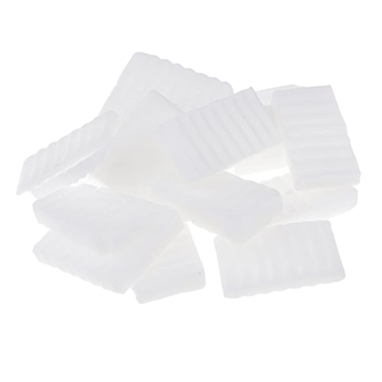 勇気のあるパイロットフェンスchiwanji 石鹸ベース 約500g ホワイト DIY 手作り 石鹸 材料