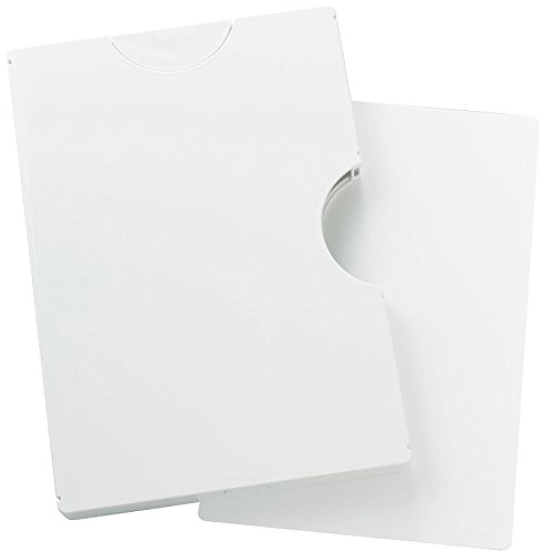伊勢藤 キッチンホルダーシリーズ ゴミ袋&保存袋用ホルダー L マグネットシート 2枚付 I-564-3