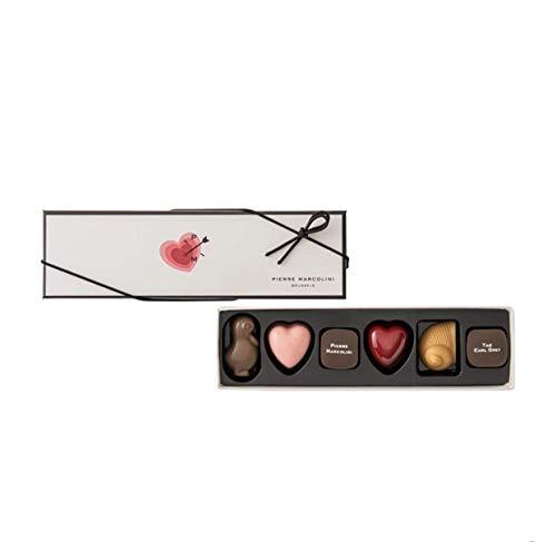 【期間限定】ピエールマルコリーニ チョコレート レ バレンタイン セレクション 6個入 バレンタイン ホワイトデー (6個入)