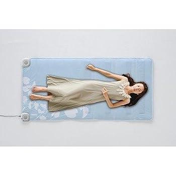 AZUMAYA 涼感寝具 そよそよ Sサイズ W94×D198×H4.4cm A-HM1220S A-HM1220S
