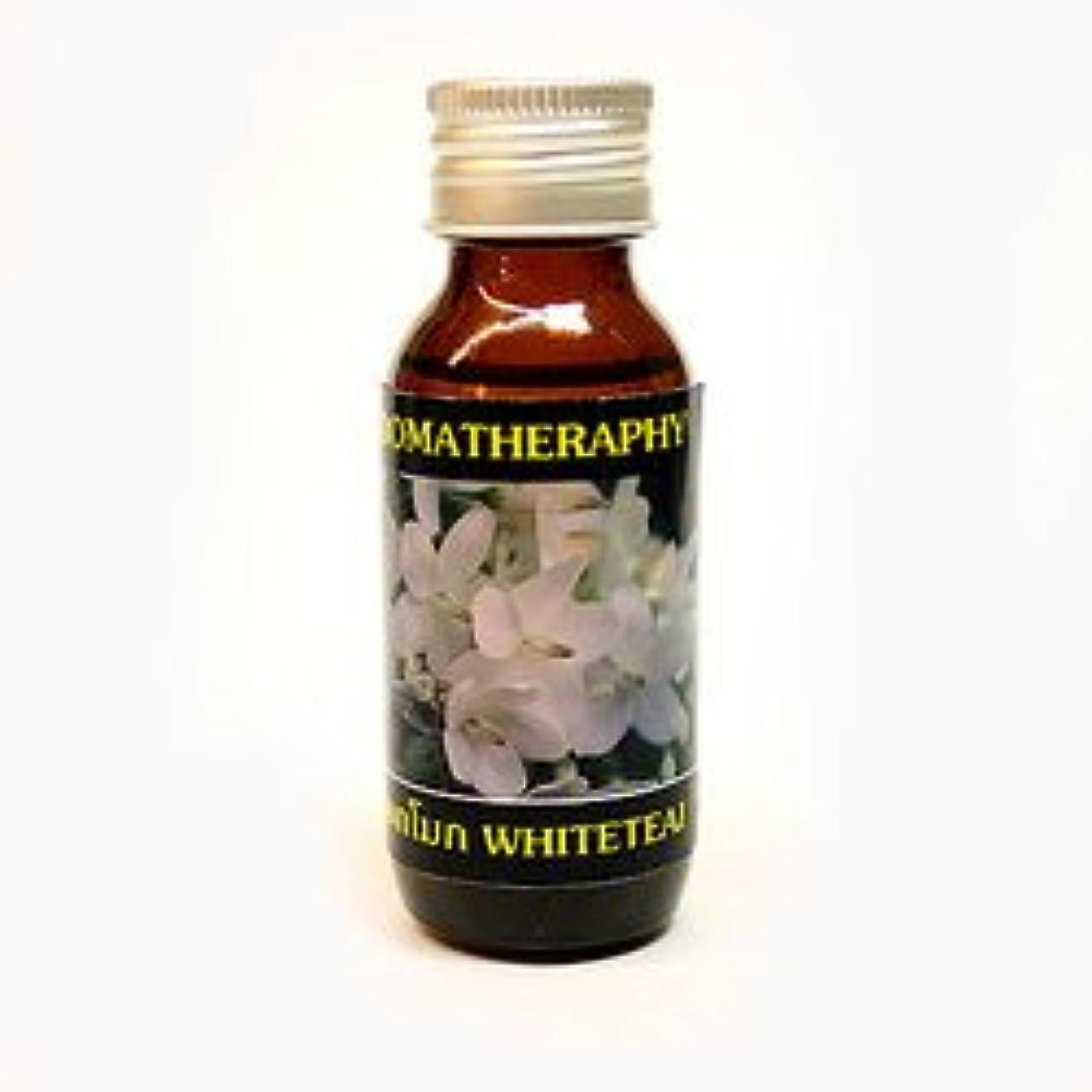 起きる約束するトーン〔WHITETEAI〕 アロマテラピーオイル 30ml アジアン雑貨