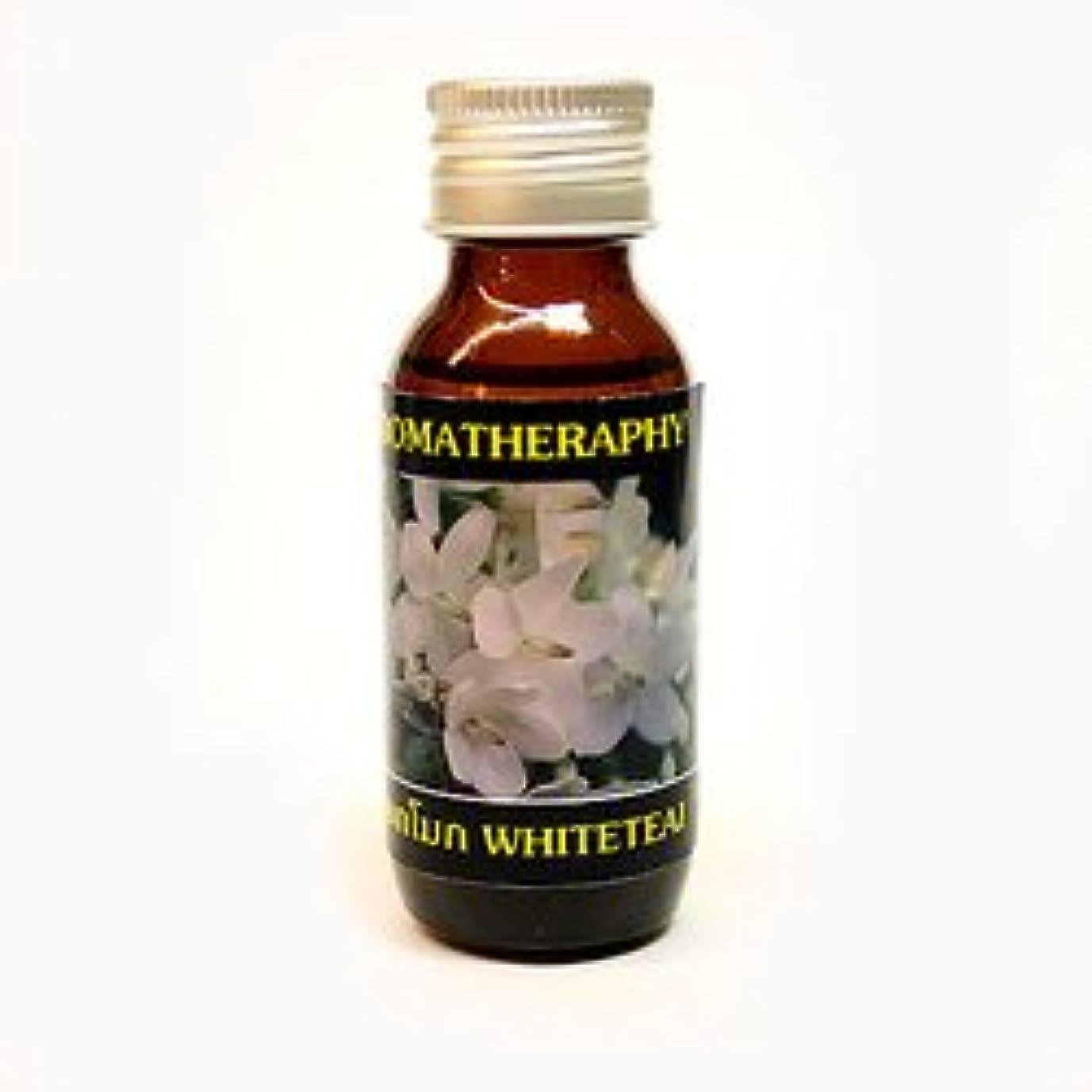 威する信念緊張〔WHITETEAI〕 アロマテラピーオイル 30ml アジアン雑貨