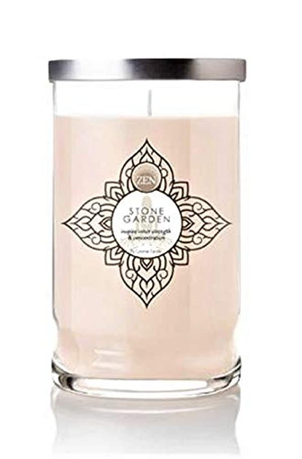 リース知事同僚Zen spa-style Scented Candle
