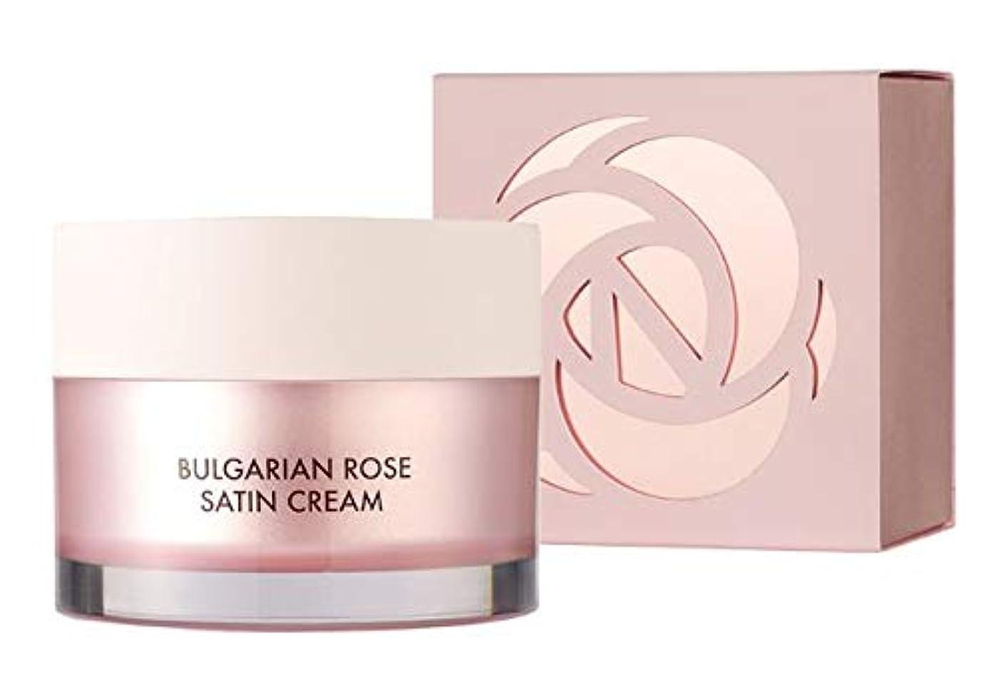 クランシー乗り出す長椅子[Heimish] Bulgarian Rose Satin Cream /[ヘイミッシュ] ブルガリアンローズサティンクリーム [並行輸入品]