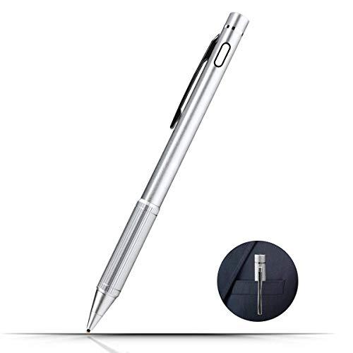 Localcool タッチペン スタイラスペン スマートフォン タブレット用 iPad/iPhone/IOS/Android用 極細銅製1....