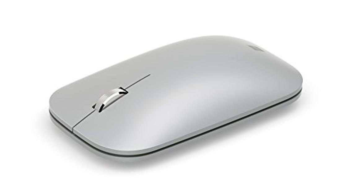 首尾一貫したチョップ鳴り響くSurface モバイル マウス グレー KGY-00007