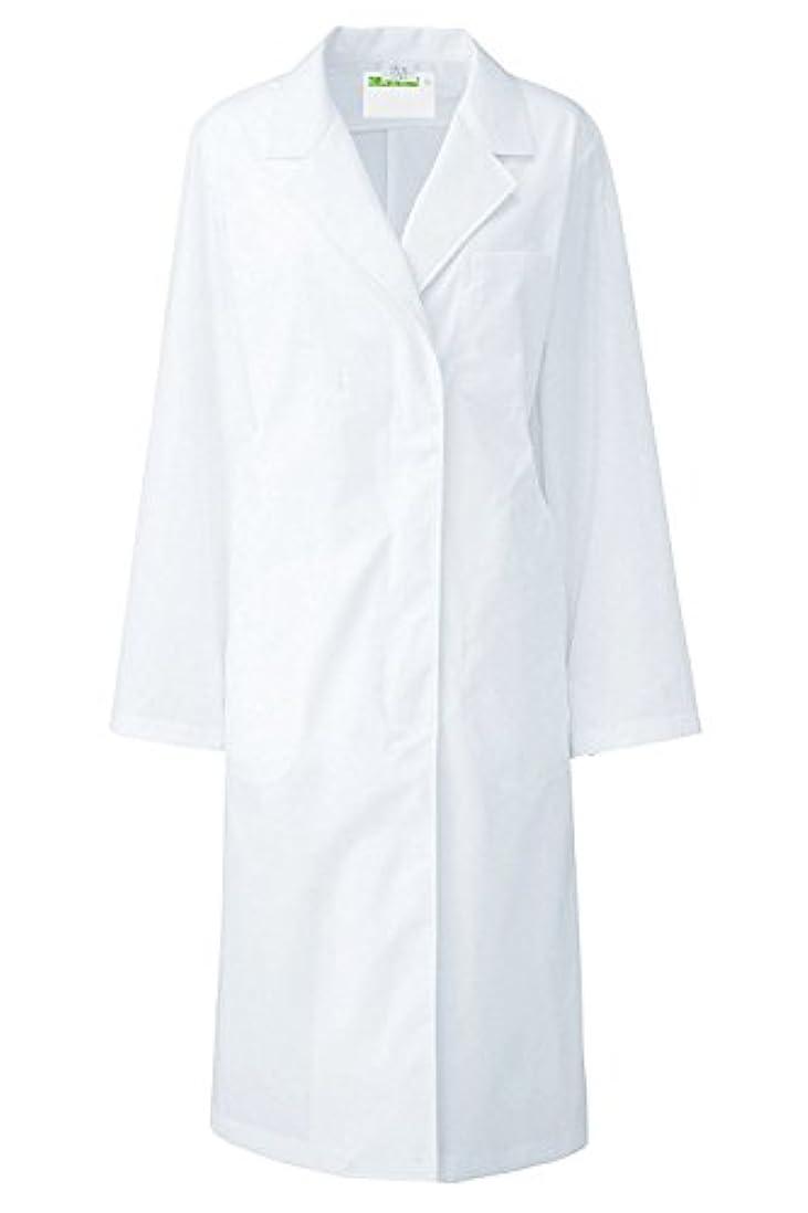 感覚ナチュラル前提条件カゼン(KAZEN) 120-30 S~5L 女性用 診察衣 S型 長袖 白衣