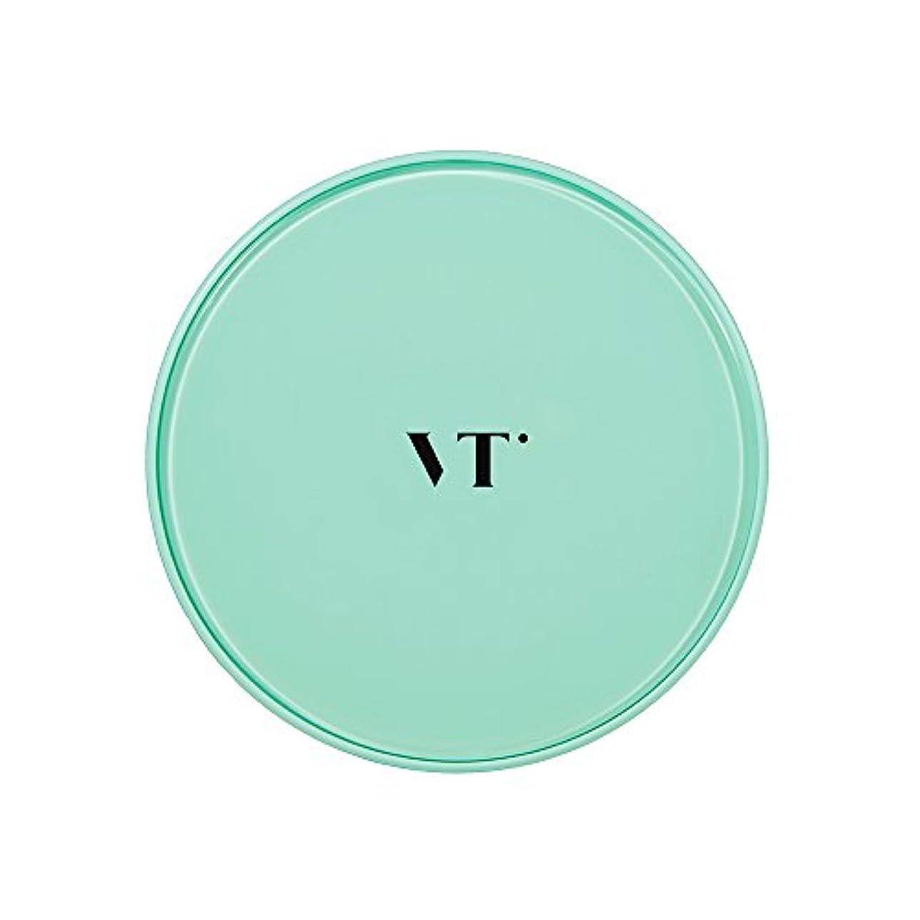 集中的な良性誘惑するVT フィト立ったクッション SPF50+ PA++++ 11g/VT Phyto Sun Cushion [並行輸入品]