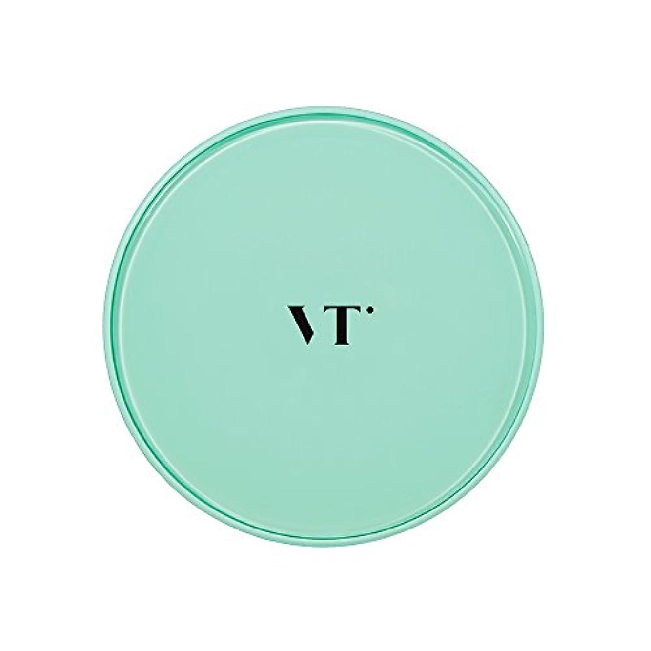 苗トマト風邪をひくVT フィト立ったクッション SPF50+ PA++++ 11g/VT Phyto Sun Cushion [並行輸入品]