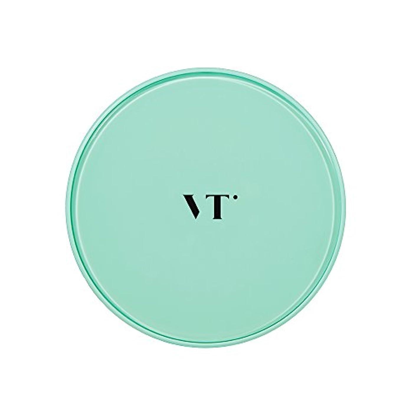 是正コテージふさわしいVT フィト立ったクッション SPF50+ PA++++ 11g/VT Phyto Sun Cushion [並行輸入品]