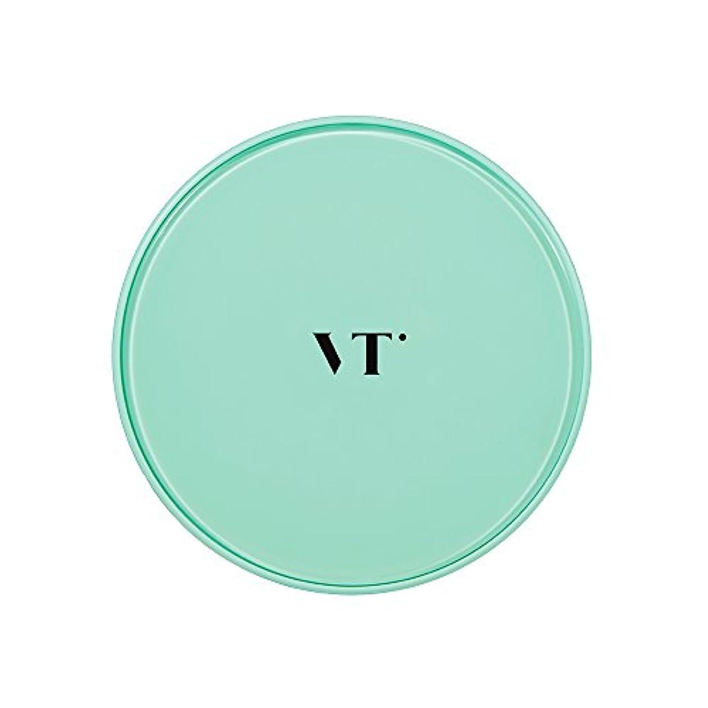 かご本質的ではない腹痛VT フィト立ったクッション SPF50+ PA++++ 11g/VT Phyto Sun Cushion [並行輸入品]