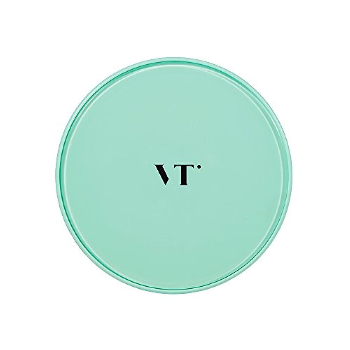 意気消沈した大学遵守するVT フィト立ったクッション SPF50+ PA++++ 11g/VT Phyto Sun Cushion [並行輸入品]
