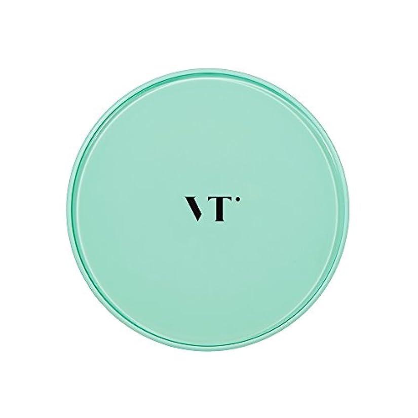 タンザニアスキームカプセルVT フィト立ったクッション SPF50+ PA++++ 11g/VT Phyto Sun Cushion [並行輸入品]