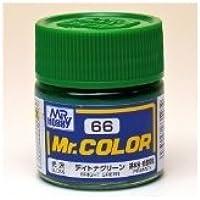 まとめ買い!! 6個セット 「Mr.カラー デイトナグリ-ン C66」