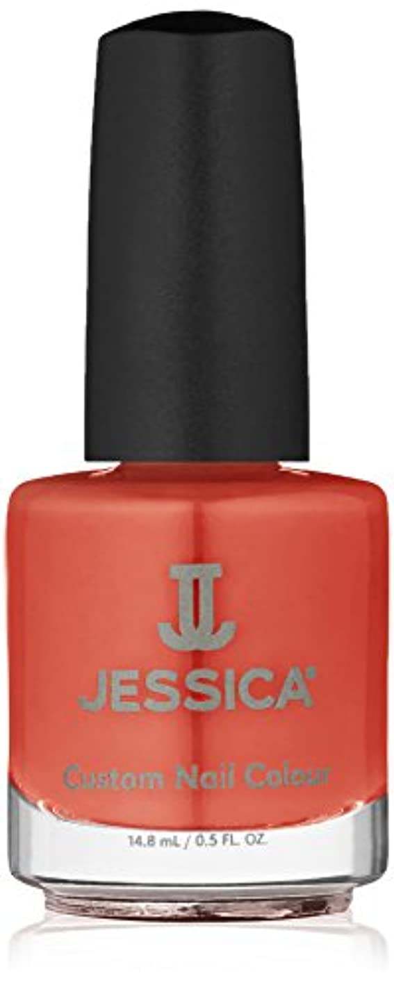 転用エピソードズボンJessica Nail Lacquer - Bindi Red - 15ml / 0.5oz