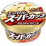 明治 エッセルスーパーカップ チョコチップバニラ 200ml×24個