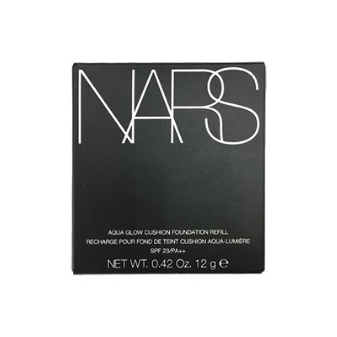 フィドルメダル振る舞うNARS アクアティックグロー クッションコンパクト レフィル SPF23/PA++ #6801 [並行輸入品]