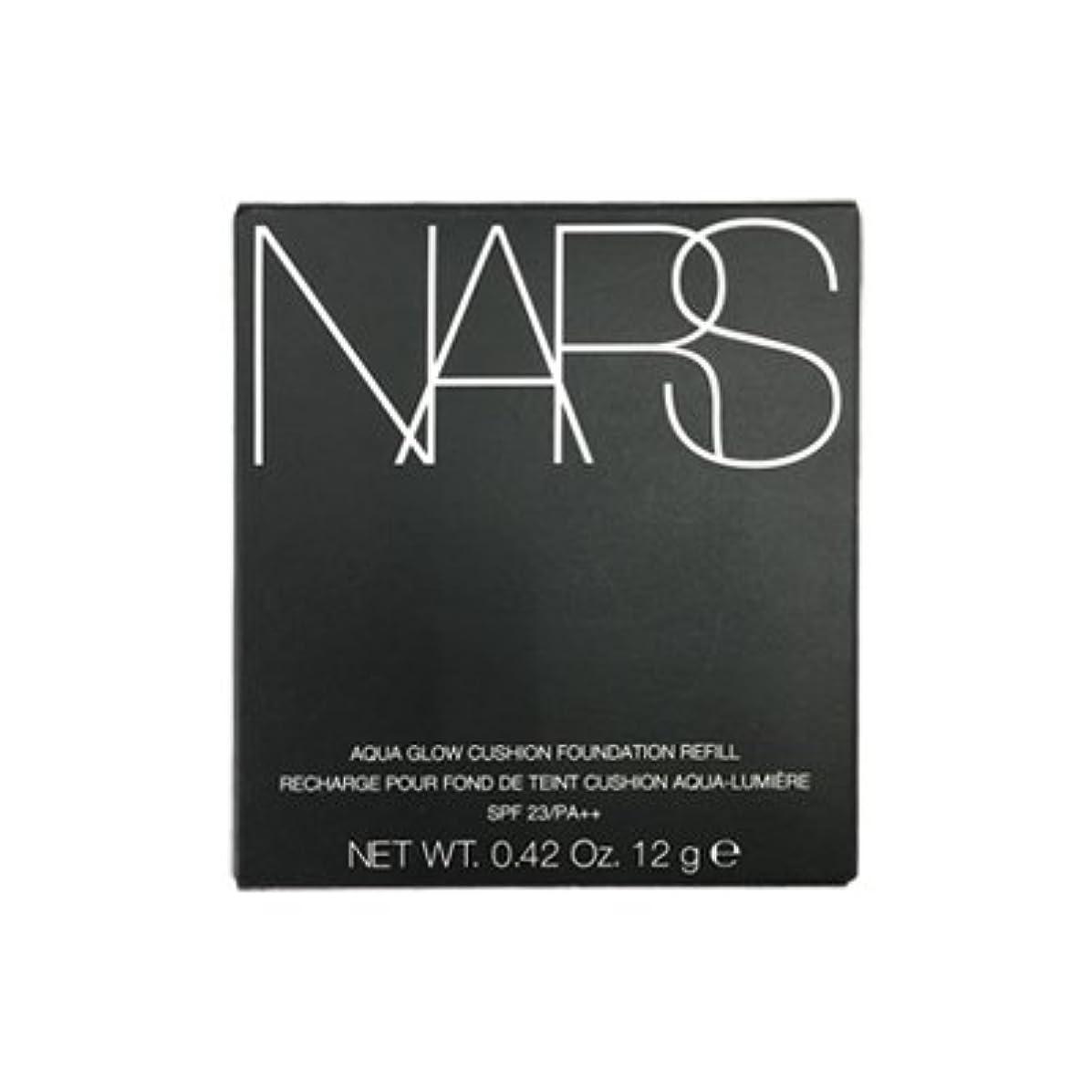 治世自治的伴うNARS アクアティックグロー クッションコンパクト レフィル SPF23/PA++ #6801 [並行輸入品]