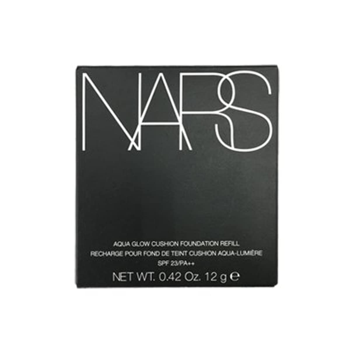 貢献当社最適NARS アクアティックグロー クッションコンパクト レフィル SPF23/PA++ #6801 [並行輸入品]