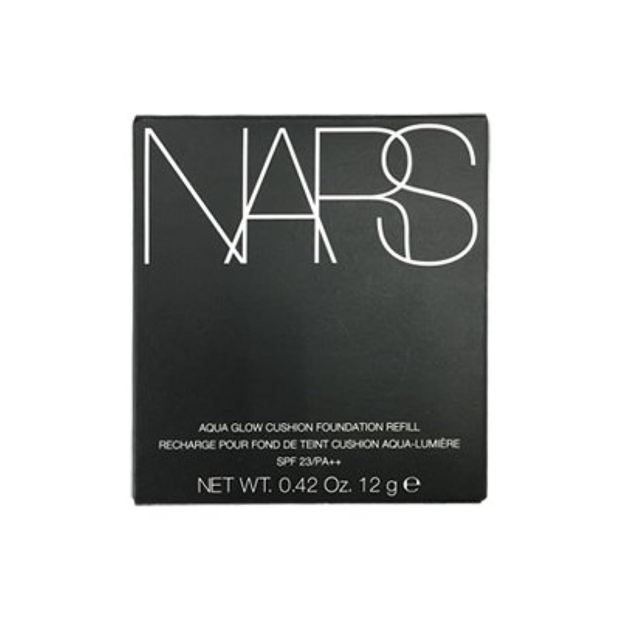 暴力騙す定刻NARS アクアティックグロー クッションコンパクト レフィル SPF23/PA++ #6801 [並行輸入品]