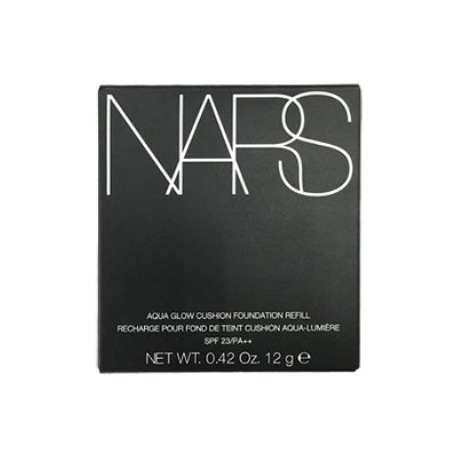 公平補助NARS アクアティックグロー クッションコンパクト (レフィル) SPF23/PA++ #6800 [並行輸入品]