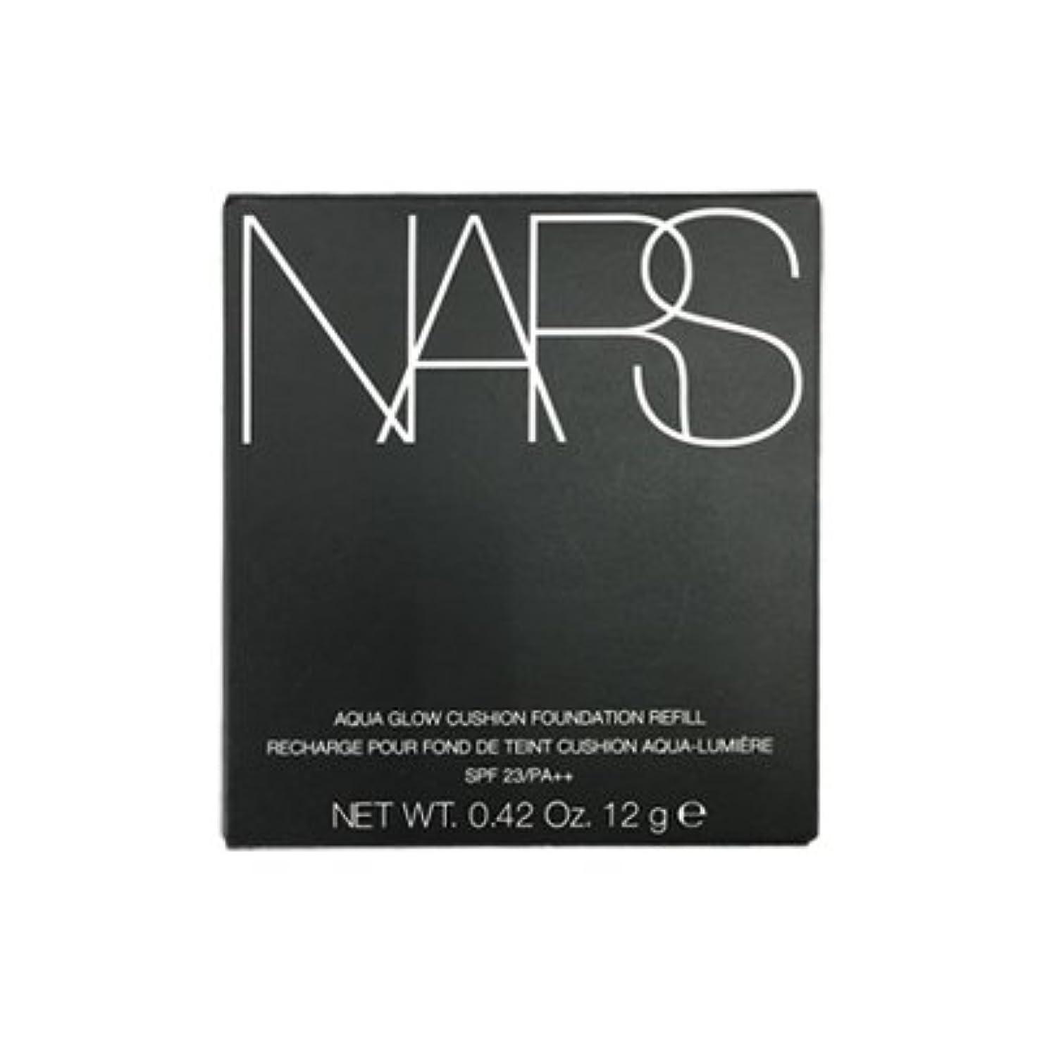隣接チャップ肺炎NARS アクアティックグロー クッションコンパクト (レフィル) SPF23/PA++ #6800 [並行輸入品]