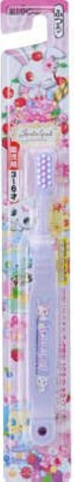 シニスオーチャード名前を作る【歯ブラシ】 エビス ジュエルペットハブラシ 3~6才 1本 子供用歯磨きブラシ×360点セット (4901221860700)
