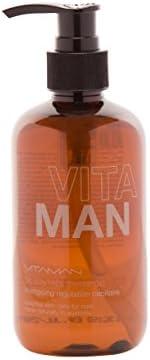 VITAMAN Oil Control Shampoo for Men, 250 ml