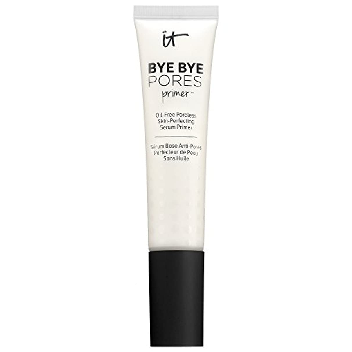 寛解おとこ乗ってIT Cosmetics Bye Bye Pores Primer™ Oil-Free Poreless Skin-Perfecting Serum Primer