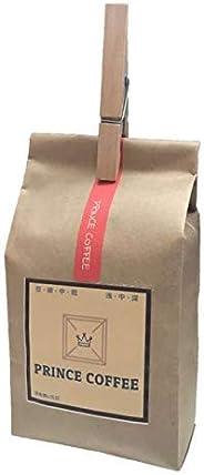 自家焙煎プリンスコーヒー(モカマタリNo.9) 200g【PRINCE COFFEE】 (焙煎:深炒り(豆のまま))