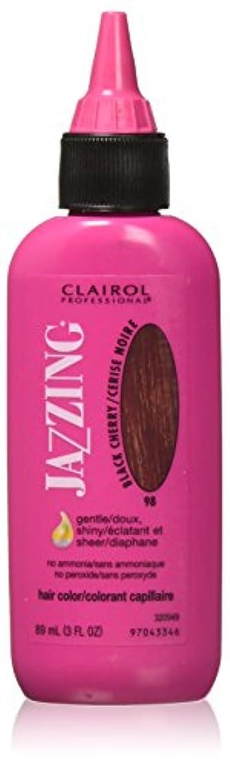 ギャラントリータイトル技術者Clairol 半透明の髪の色、ブラックチェリー ブラックチェリー