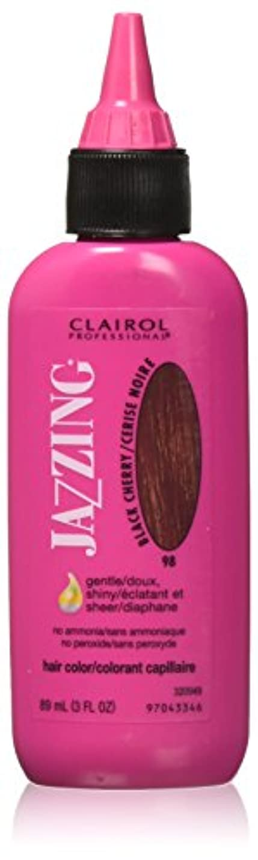 Clairol 半透明の髪の色、ブラックチェリー ブラックチェリー