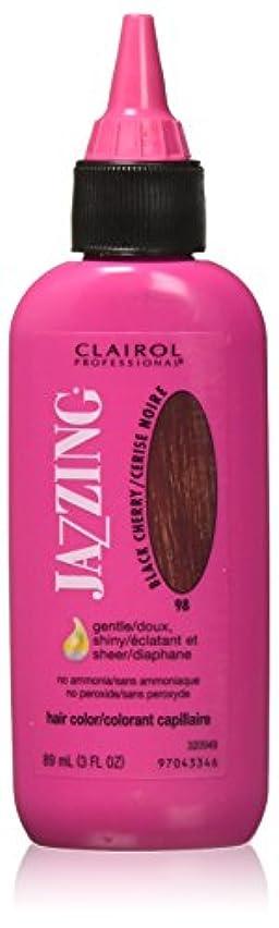 日常的に地元病なClairol 半透明の髪の色、ブラックチェリー ブラックチェリー